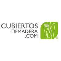 Logo Cubiertos de Madera