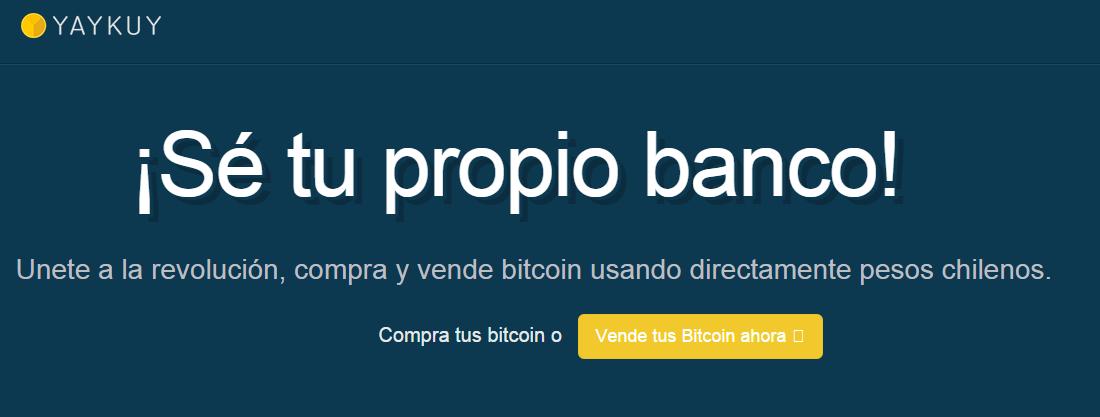 Galeria - Yaykuy Bitcoin Chile