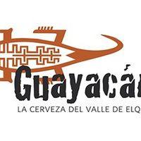 Logo Cerveza Guayacán