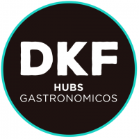 Logo Dark Kitchen Factory