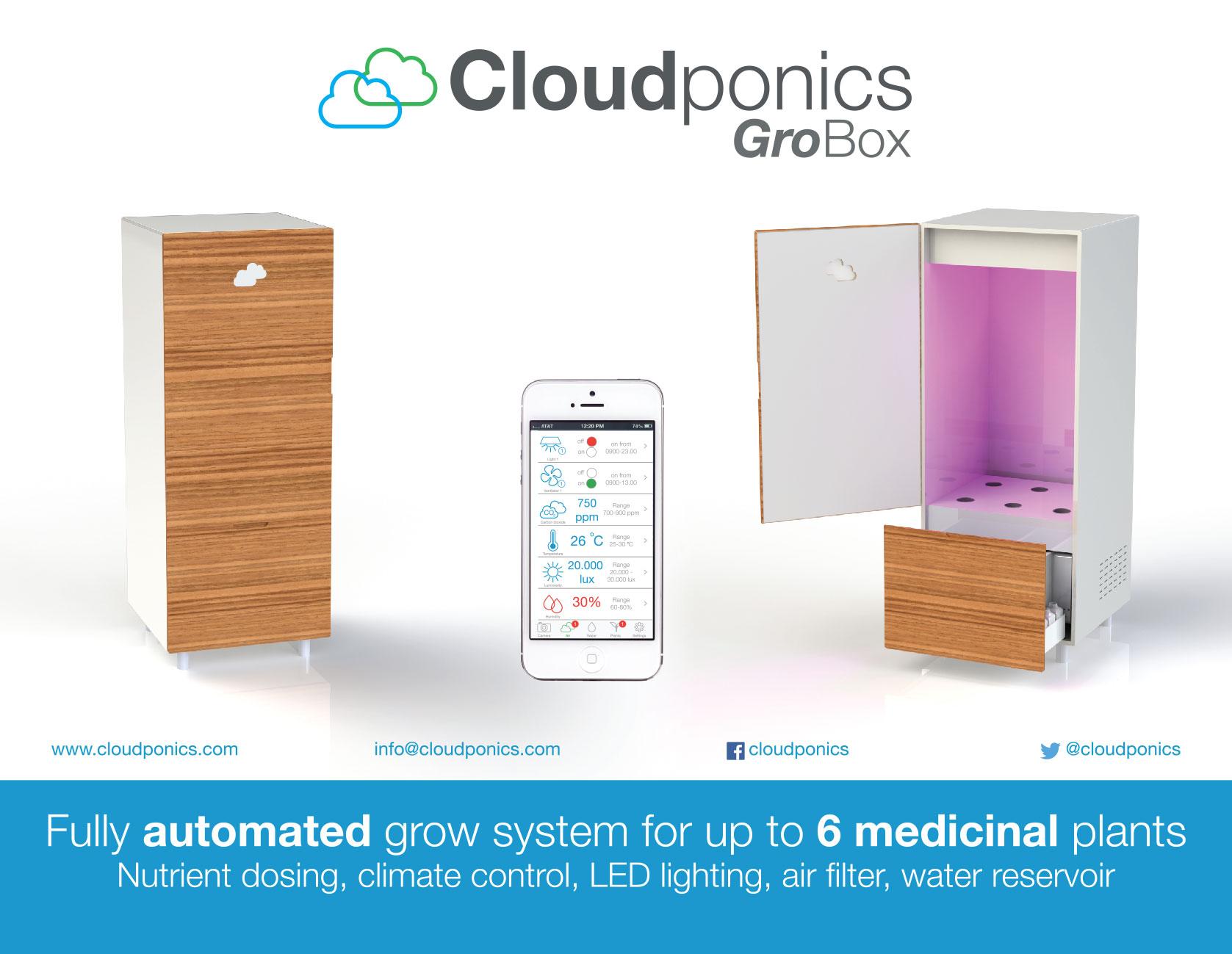 Galeria - Cloudponics