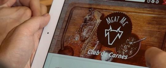 Portada MeatMe