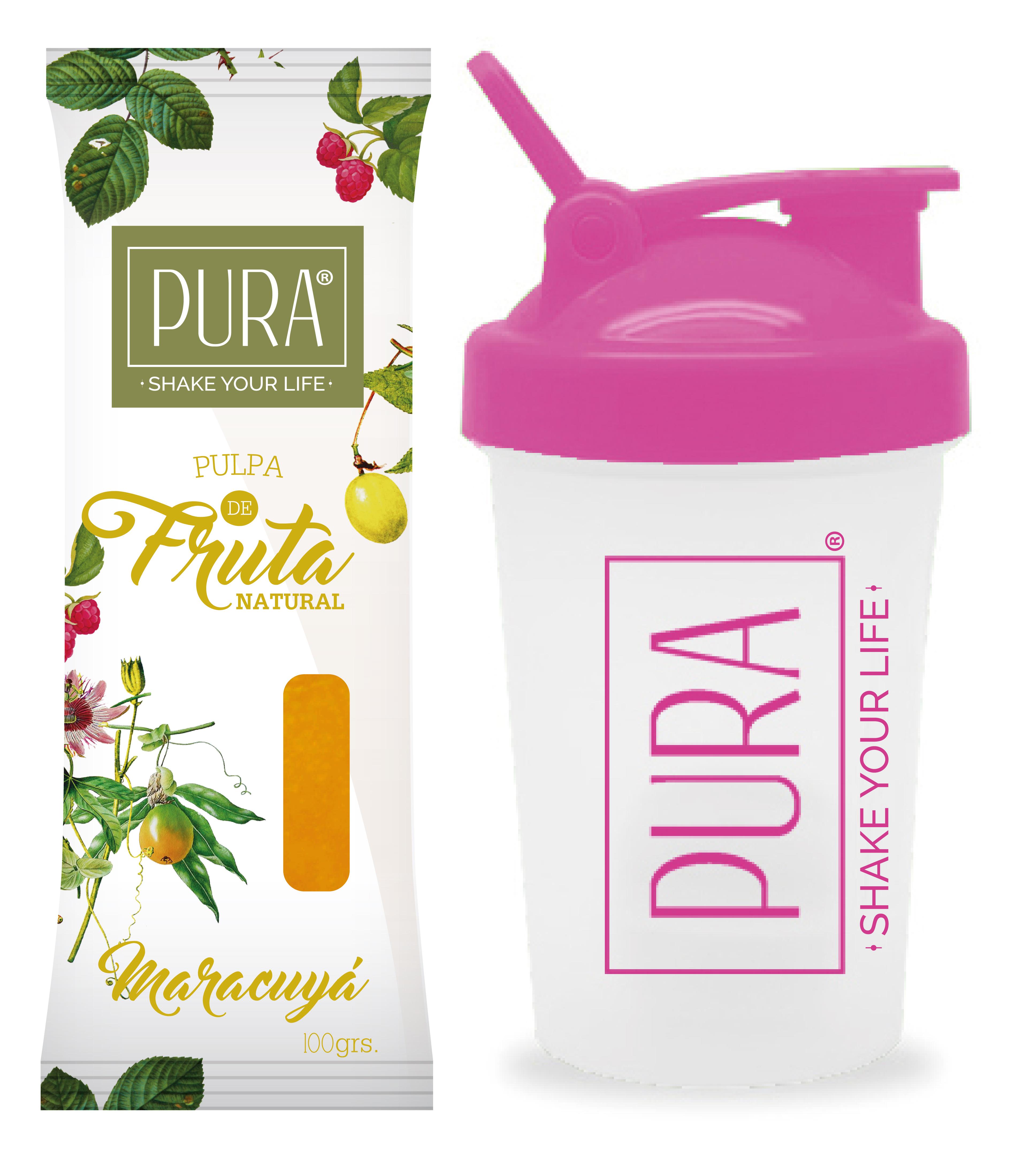 Galeria - Pura - Shake your life -