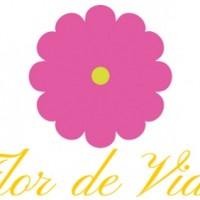 Logo Flor de vida bienestar y felicidad