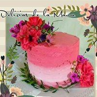 Logo Tortas Delicias de la Mama