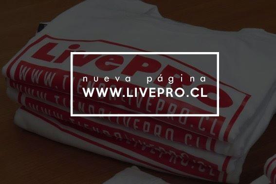Portada LivePRO