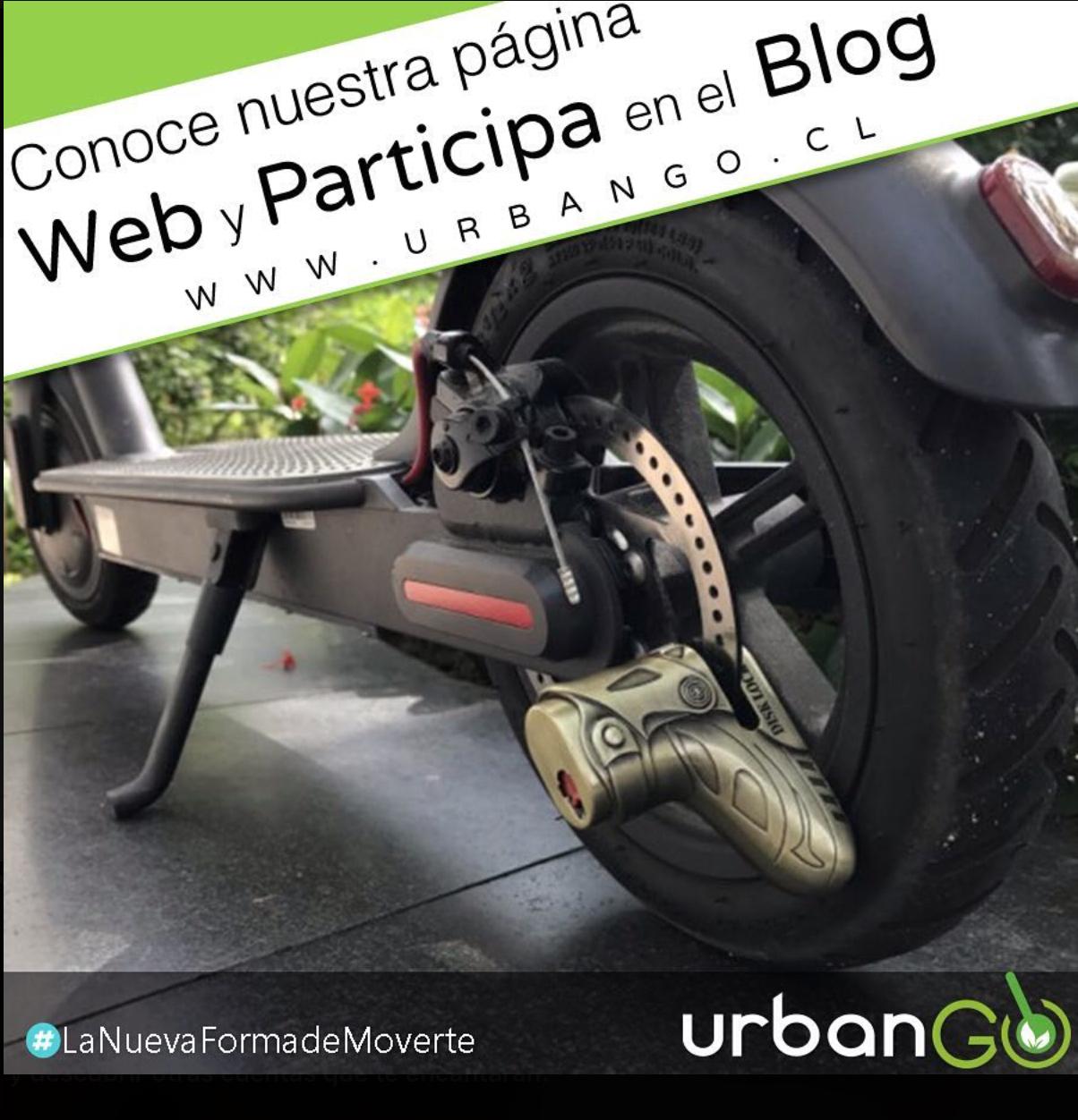 Portada UrbanGO