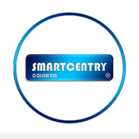 Logo Smartcentry Colombia