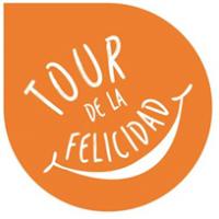 Logo El Tour de la felicidad.