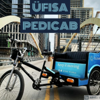 Logo Üfisa Pedicab