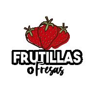 Logo Frutillas o Fresas